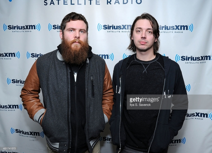 visits the SiriusXM Studios on March 31, 2014 in New York City.