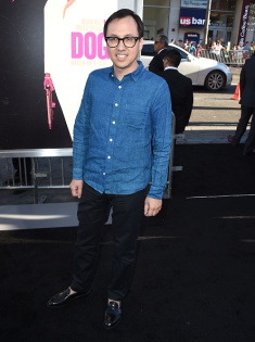 Stephen Chin arrives at the TCL Chinese Theatre-set Hollywood premiere for War Dogs (GettyImages.com Photo)
