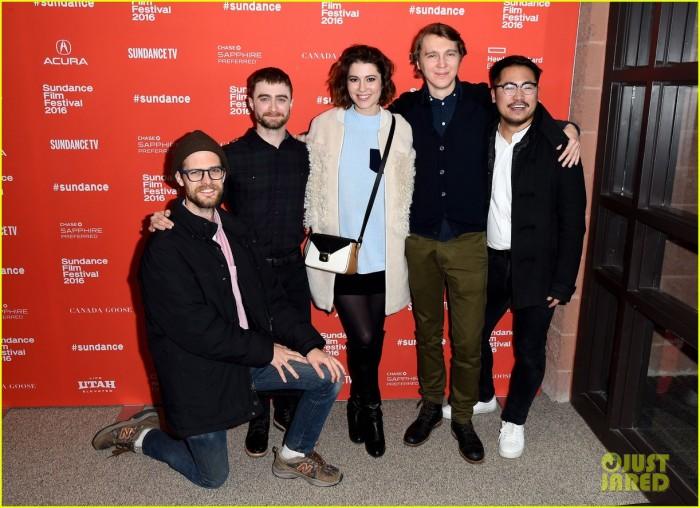 """Swiss Army Man"" Premiere - Arrivals -  2016 Sundance Film Festival"