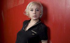 Co-screenwriter, Polly Stenham (Telegraph.cp.uk Photo)