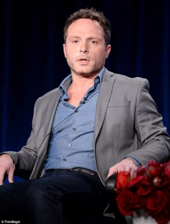 Co-screenwriter Nic Pizzolatto (DailyMail.co.uk Photo)