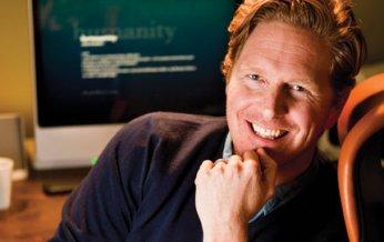 Co-screenwriter Matthew Michael Carnahan (Dornsife.USC.edu Photo and Caption)