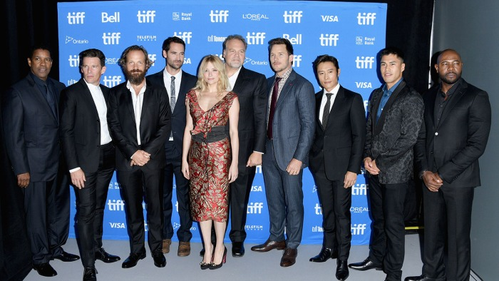 "2016 Toronto International Film Festival - ""The Magnificent Seven"" Press Conference"